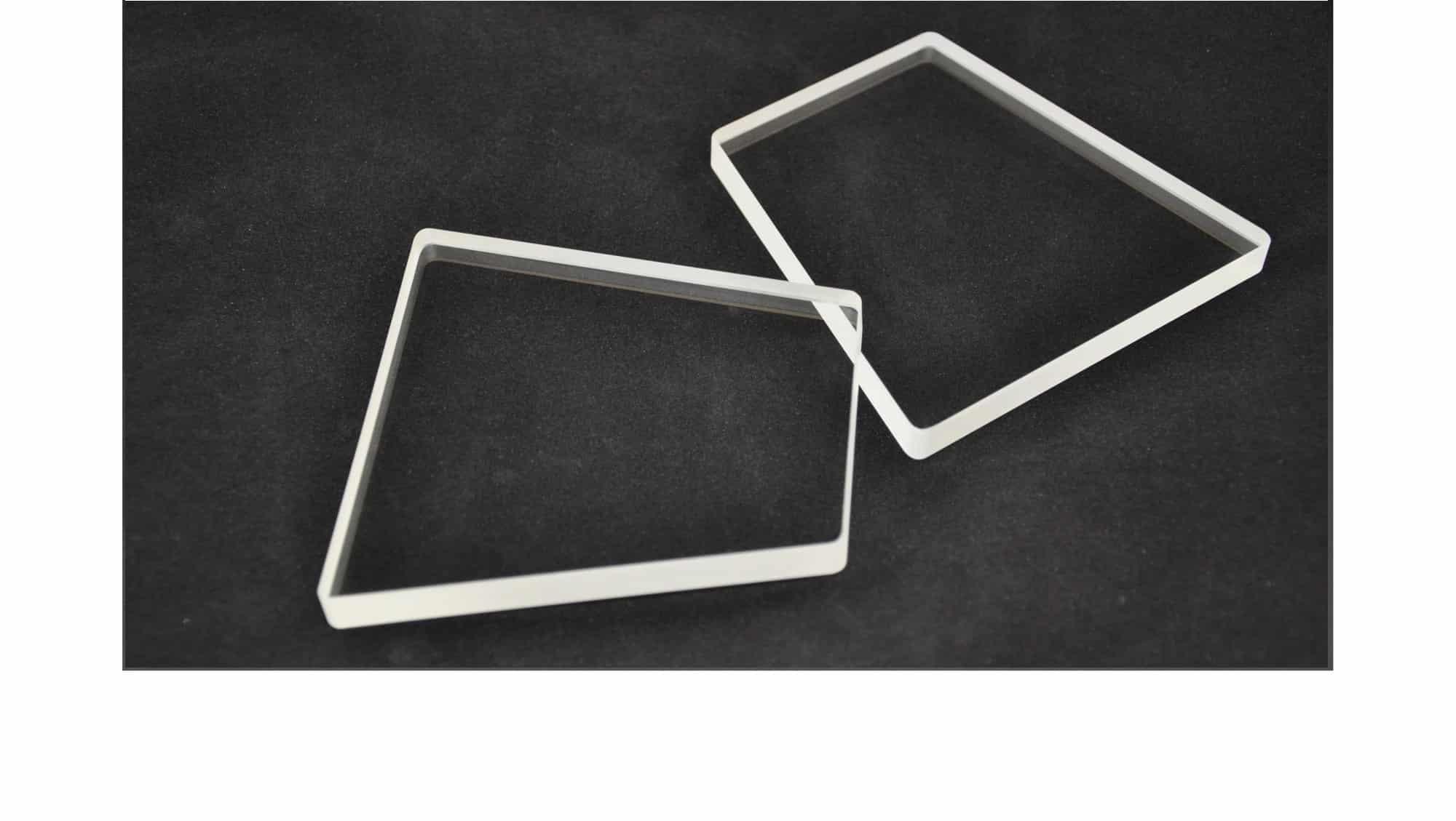 OTéO Optics Etude et Réalisation Optique - Fabricant d'optiques de précision - Sic 4H - Silice - ZnS - Du prototype au récurrent - Miroir, hublot -prisme- sphere
