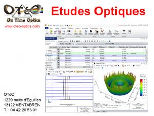 Études de systèmes optiques